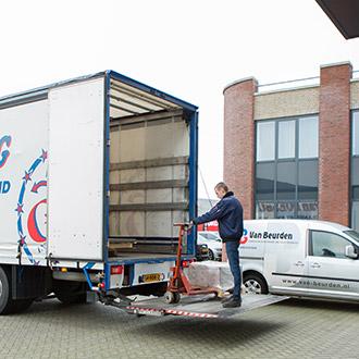 Benelux distributie