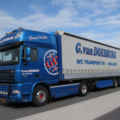 Overname Italië specialist DTS Dutch Transport Services BV door G. van Doesburg Int. Transport B.V.