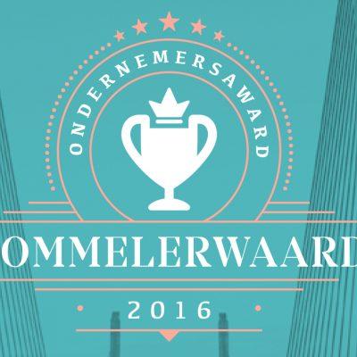 Gijs van Doesburg trots op nominatie 'Ondernemer van het jaar Bommelerwaard 2016'