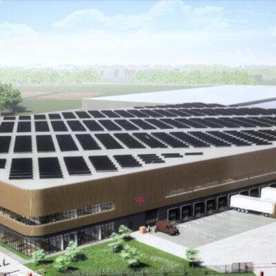 Persbericht GD-iTS Warehousing BV
